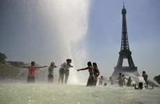 France has just recorded its hottest EVER temperature at 44.3 degrees