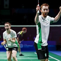 Ireland secure seventh European Games medal as Chloe and Sam Magee book semi-final spot