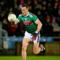 Vaughan comes into Mayo midfield as Horan includes young debutant for Armagh clash