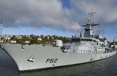 Irish Naval sailors forced to sleep on ships due to lack of accommodation, TDs told
