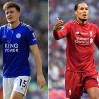'Maguire to Man City could be like Van Dijk to Liverpool', says ex-Leicester team-mate