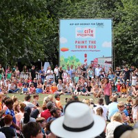 'You're kind of living on adrenaline': The build-up to one of Ireland's biggest summer festivals