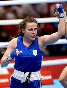 Masterclass from Ireland's Walsh sets up gold medal fight at European Games