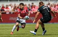 Cipriani swapped into England squad in place of Marcus Smith