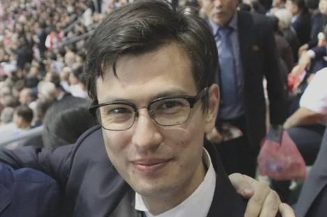 Alek Sigley