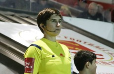 Wexford's Michelle O'Neill will officiate World Cup quarter-final between Germany and Sweden