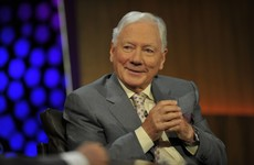President pays tribute to Gay Byrne at lifetime achievement ceremony: 'His empathy threw light on dark corners in Irish life'
