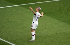 Rapinoe knocks out hosts and fires USA into World Cup semi-finals