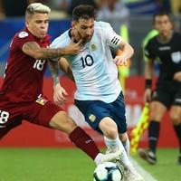 Lionel Messi slams 'shameful' Copa America pitches