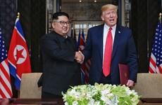 'We seem to get along': Trump invites Kim to meet for handshake at demilitarised zone