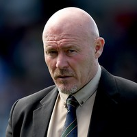 Dave Connell the frontrunner to succeed Colin Bell as Ireland manager