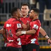 Crusaders keep Super Rugby three-peat dream alive