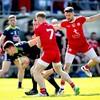 McCurry goal seals impressive Tyrone win over 14-man Kildare