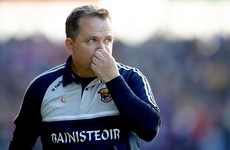 Davy Fitz unveils Wexford side to take on Kilkenny in Leinster decider