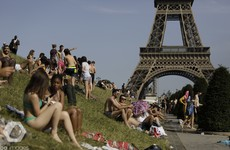 What was the hottest ever temperature recorded in France this week? It's the week in numbers