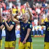 Sweden shock Germany to advance to World Cup semi-finals