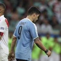Suarez miss decisive as Peru knock Uruguay out of Copa America in shoot-out