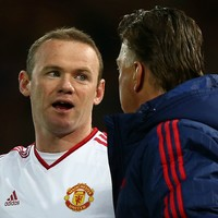 Van Gaal the best coach I've worked with, says Rooney