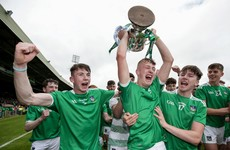 O'Neill hits 0-9 as Limerick defeat Clare to claim first Munster hurling title of the day