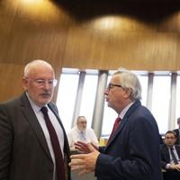Taoiseach to meet with EU leaders to discuss Juncker successor, as Merkel opens door for Timmermans deal