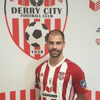 Derry City complete signing of ex-Reading forward Davis as UCD exodus continues
