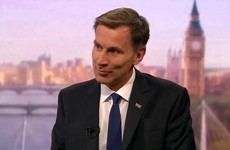 Jeremy Hunt: 'I have Welsh and Irish blood in me - I'll never allow our union to be broken up'