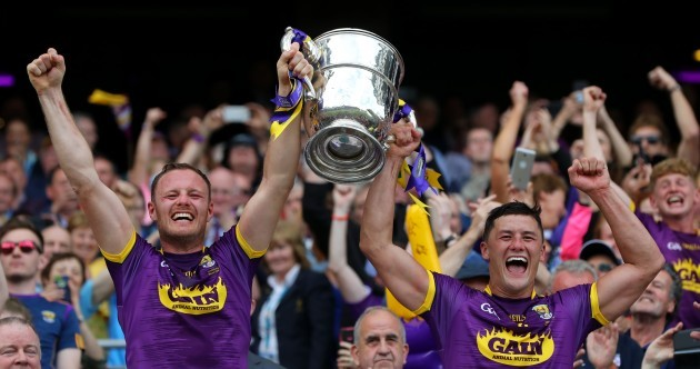 Wexford land first Leinster title in 15 years with thrilling victory over Kilkenny