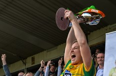 Donegal star returns from England soccer spell to help seal Ulster three-in-a-row with 15-point win