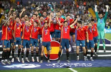 Spain exact revenge on Germany to be crowned U21 European champions for fifth time