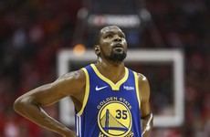 Kevin Durant signs for Brooklyn Nets, with Kyrie Irving expected to follow
