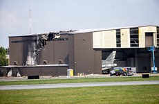 Ten killed after plane hits hangar during takeoff in Texas