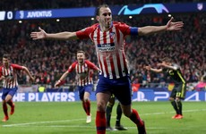 Inter confirm Godín signing after Atletico departure