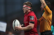 Munster hooker Mike Sherry announces retirement from rugby