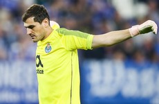 Casillas reports for Porto pre-season training two months after heart attack