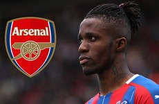 Arsenal legends unconvinced that Zaha signing should be a priority