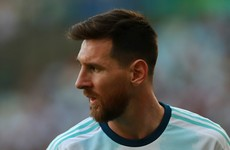 Messi seeking international silverware as Argentina and Brazil clash in Copa semi-final
