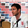 Blow for England: Frank Lampard ruled out of Euro 2012