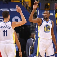 Klay stays as Warriors CEO promises to retire Durant jersey