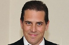 Joe Biden's son reveals his struggles with drugs - to protect his father's campaign, he says