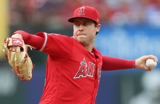Los Angeles Angels pitcher Tyler Skaggs dies aged 27