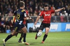 Crusaders blow as two stars ruled out of Super Rugby final