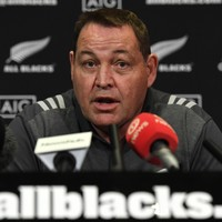 Four new faces in Hansen's extended All Blacks squad for Rugby Championship