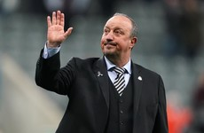 Rafa Benitez appointed by Chinese Super League club on reported €13m/year deal