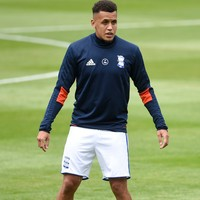 Ex-Man United academy star Ravel Morrison training with Premier League new boys
