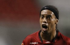 """He doesn't do a ****ing thing."" Ronaldinho is slammed by Flamengo vice president"