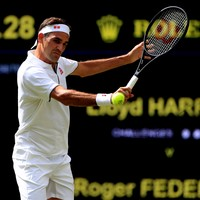 Federer recovers from opening set stumble to book second round spot