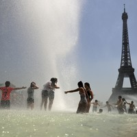 Climate change likely a major contributor to France's extreme heatwave