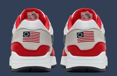 Nike pull controversial US flag shoe design after complaint by Colin Kaepernick - report