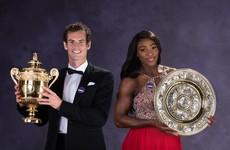 Murray and Serena Williams to form mixed doubles partnership at Wimbledon