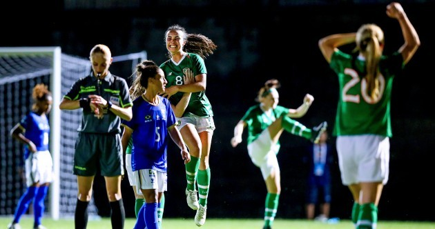 Brilliant 30-yard Lauren Kelly strike gives Ireland win over Brazil at University Games